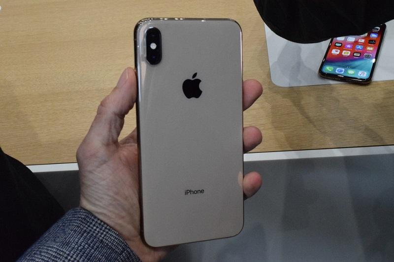 Đánh giá cấu hình iPhone XS Max 512GB