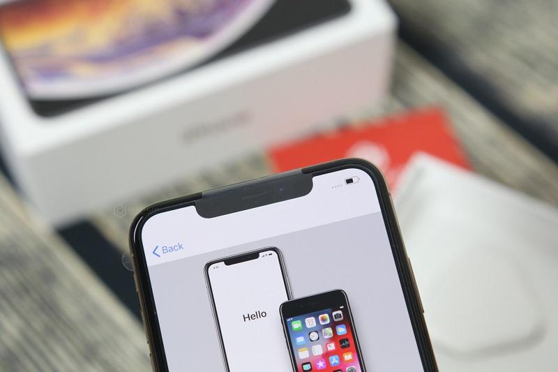 Đánh giá màn hình iPhone XS Max 256GB 2 sim vật lý