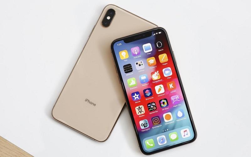 đánh giá màn hình iPhone XS Max 64GB