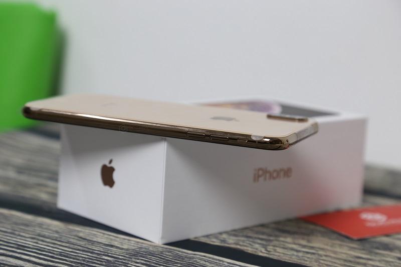 Đánh giá thiết kế iPhone XS Max 256GB 2 sim vật lý