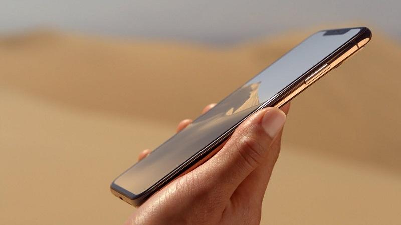 Đánh giá thiết kế iPhone XS Max 512GB