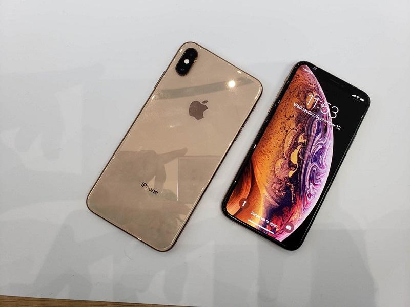 đánh giá thiết kế iPhone XS Max 64GB