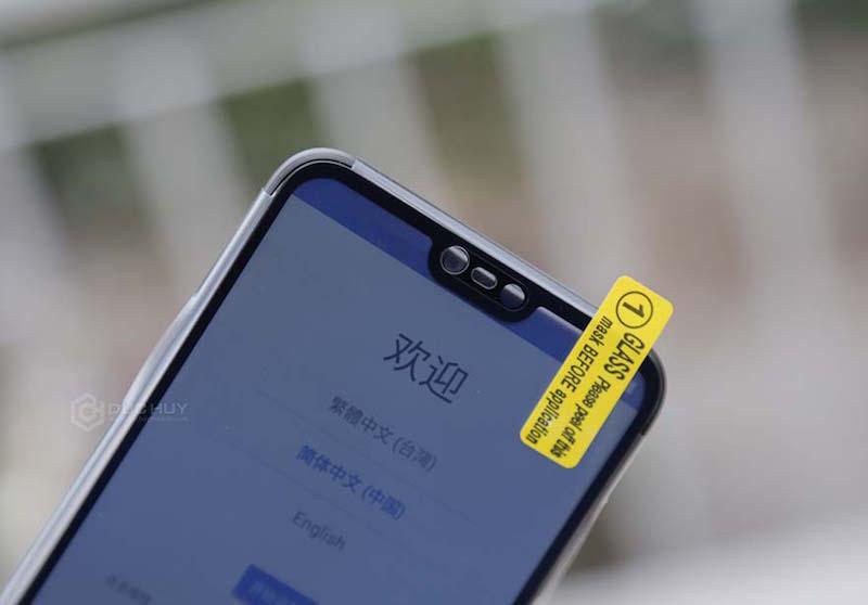 Miếng dán màn hình cường lực Nokia X6 2018 giá rẻ