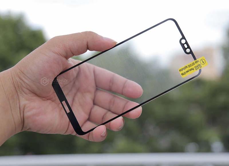 Miếng dán màn hình cường lực Nokia X6 2018 xách tay