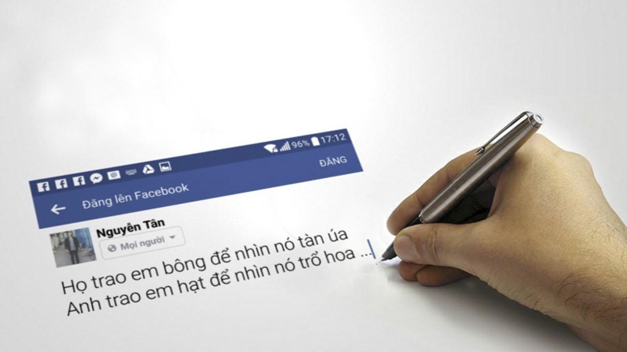 huong-dan-cach-tao-dong-trang-thai-facebook-cuc-deep