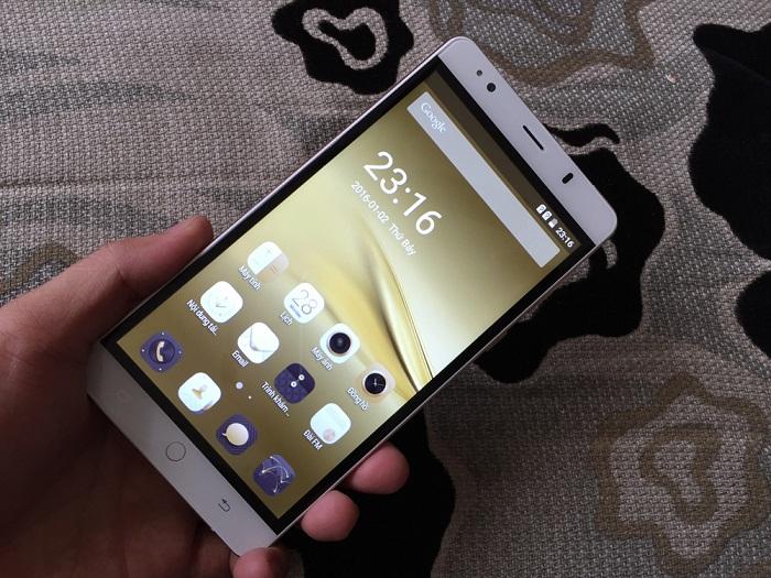 5 Smartphone màn hình lớn 5