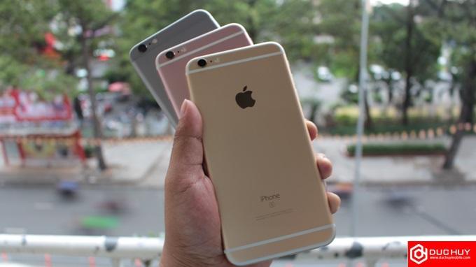 iPhone 6S Plus 16GB chưa active trôi bảo hành