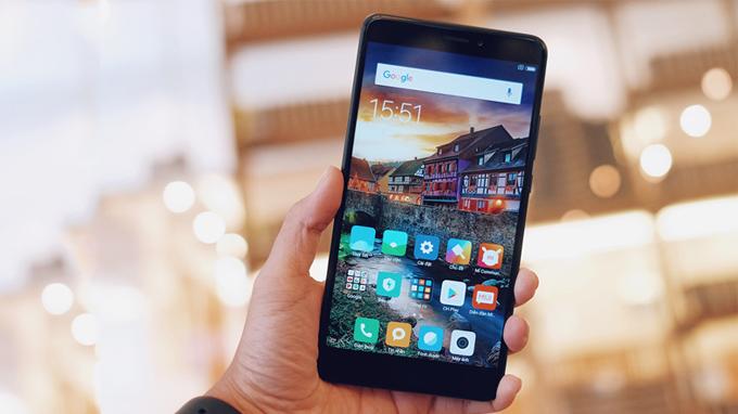 Mi Max 2 giá 6 triệu đã có ROM tiếng Việt ổn định tại Đức Huy Mobile - 205839