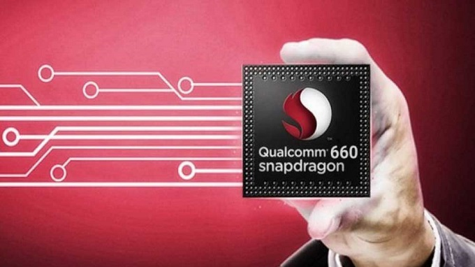Chip Snapdragon 660