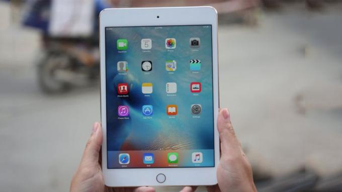 Đánh giá iPad Mini 4 cũ 2