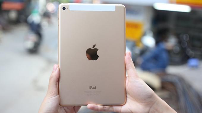 Đánh giá iPad Mini 4 cũ 1