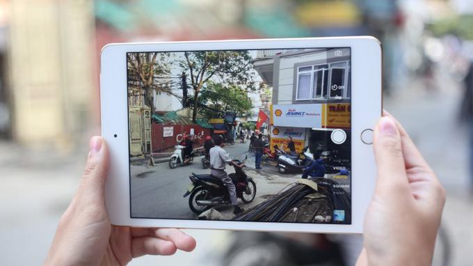 Đánh giá iPad Mini 4 cũ 5