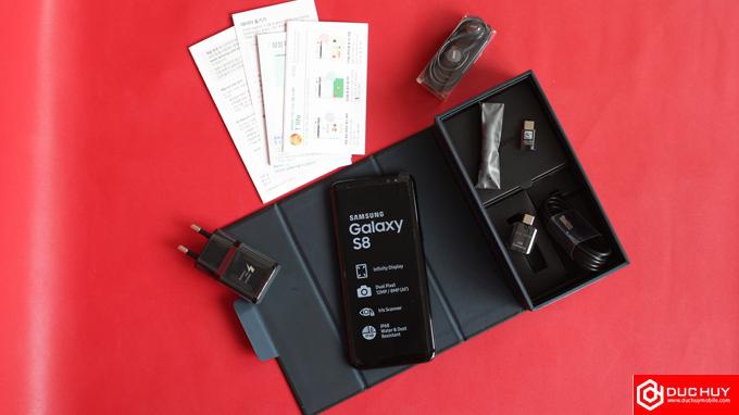 Hình ảnh Samsung Galaxy S8 đen tuyệt đẹp tại Đức Huy Mobile - 202747