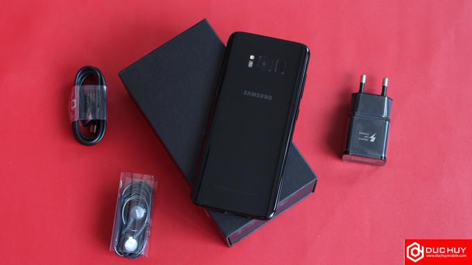 Hình ảnh Samsung Galaxy S8 đen tuyệt đẹp tại Đức Huy Mobile - 202748