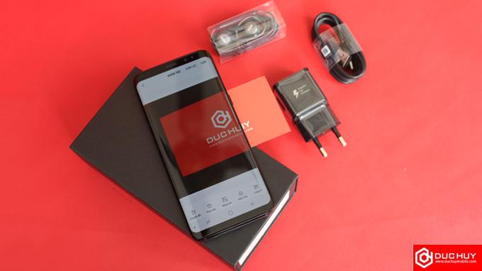 Hình ảnh Samsung Galaxy S8 đen tuyệt đẹp tại Đức Huy Mobile - 202749
