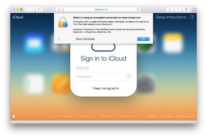 cách tăng cường bảo mật trên Macbook, iPhone