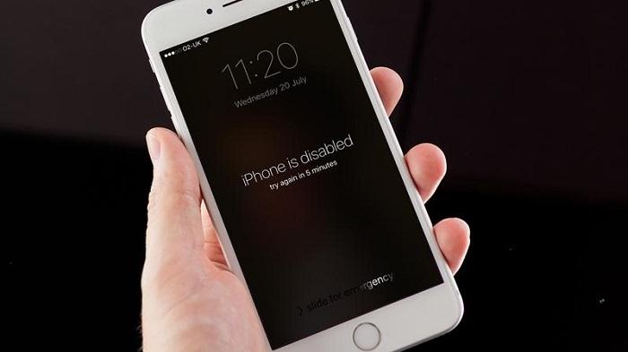 Hướng dẫn mở khóa iPhone khi nhập sai mật khẩu nhiều lần