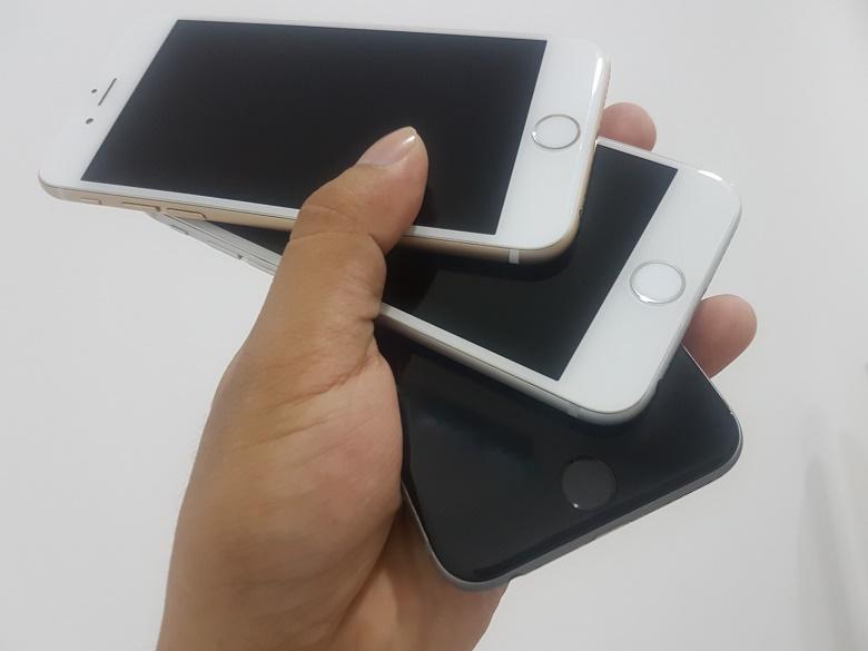 tính năng khác iphone 6 cũ