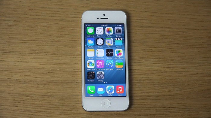 iPhone 5S/6 4