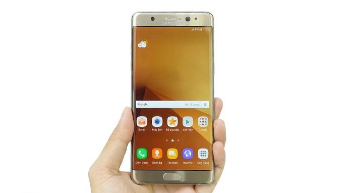 tên gọi Samsung Galaxy Note 7R
