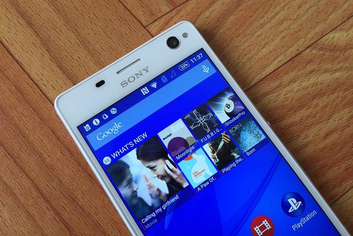 Màn hình Sony Xperia C4 Dual