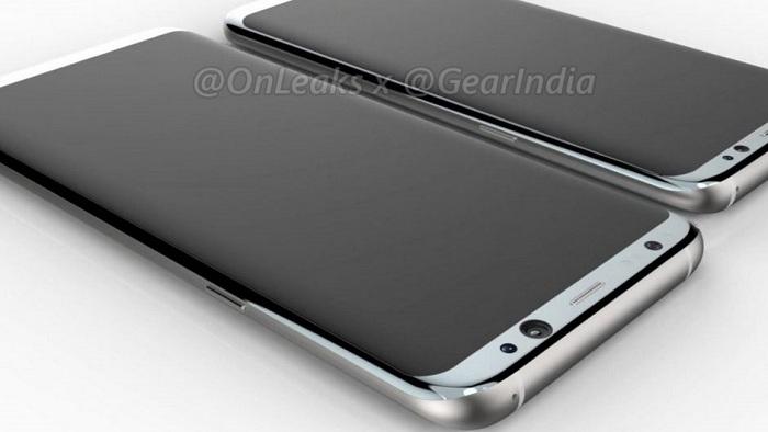 Lộ diện giá bán và màu sắc của Samsung Galaxy S8, S8 Plus