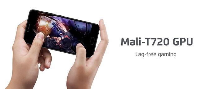 Cấu hình Meizu M5c rất ấn tượng