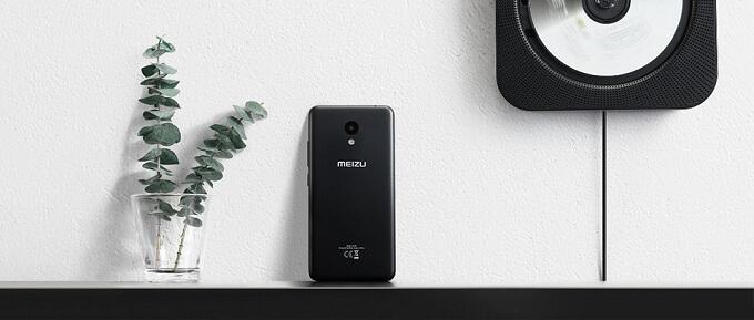Mặt lưng Meizu M5c