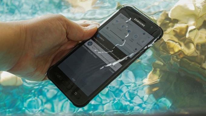 Samsung Galaxy S8 Active cực mạnh