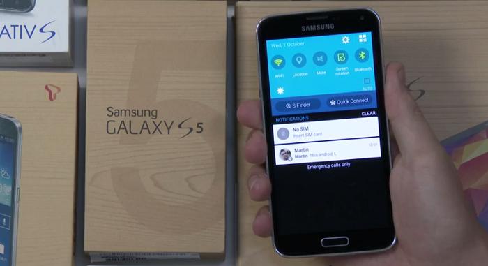 Samsung Galaxy S5 32GB Hàn Quốc