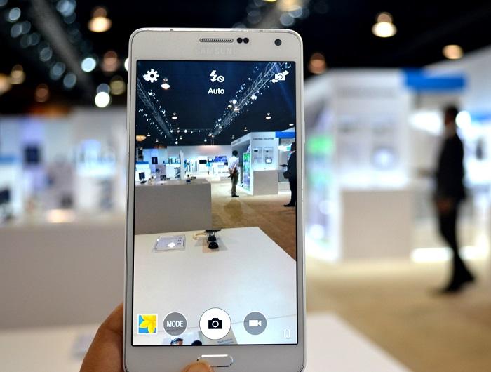 Samsung Galaxy đời cũ 5