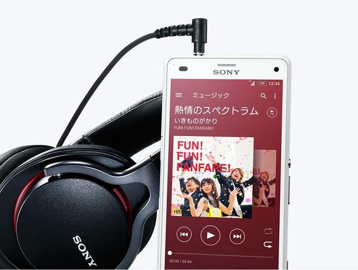 Sony Xperia Z4 Compact Docomo 6