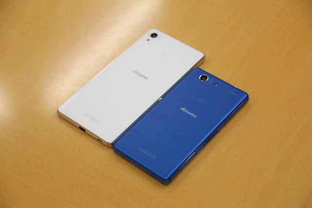 Sony Xperia Z4 Compact Docomo 2