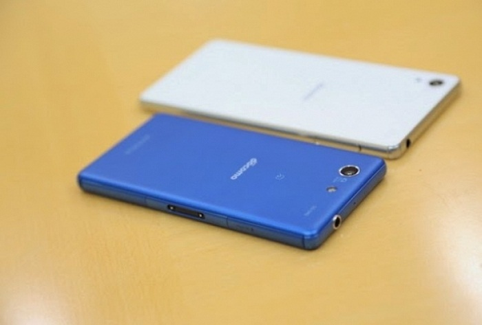 Sony Xperia Z4 Compact Docomo đáng mua 6