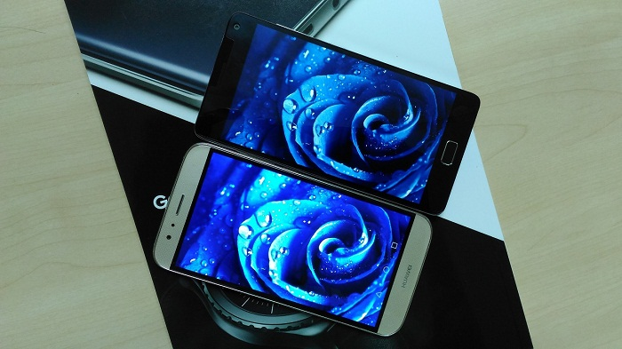 Đánh giá nhanh Huawei G7 Plus a