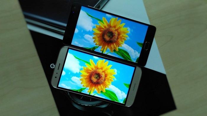 Đánh giá nhanh Huawei G7 Plusz