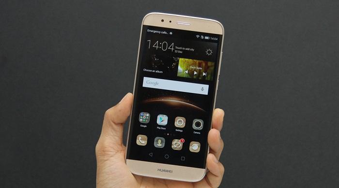 Đánh giá nhanh Huawei G7 Plus x