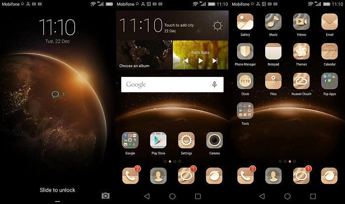 Đánh giá nhanh Huawei G7 Plus n