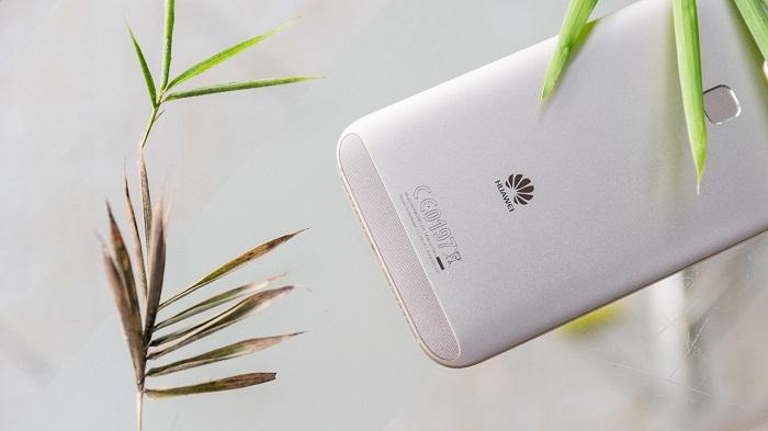 Đánh giá nhanh Huawei G7 Plus 2