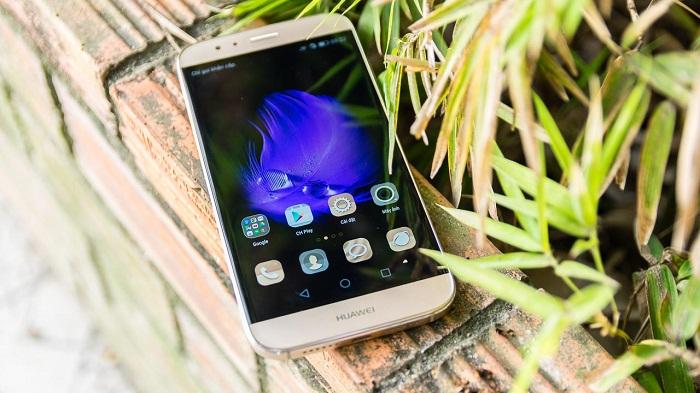 Đánh giá nhanh Huawei G7 Plus 8