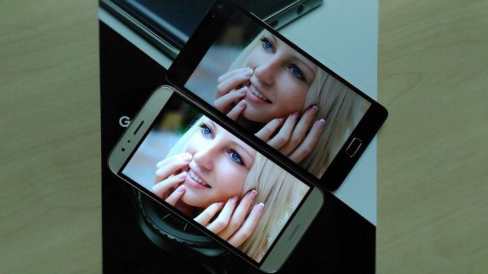 Đánh giá nhanh Huawei G7 Plus 9