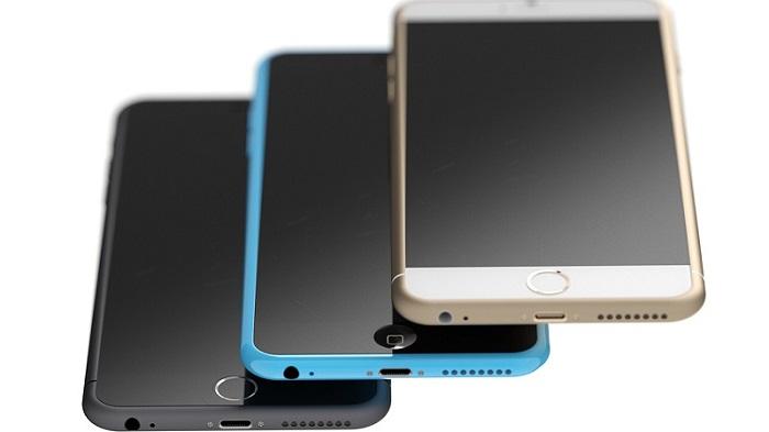 iPhone 6C lộ diện với thiết kế kim loại, màu sắc trẻ trung
