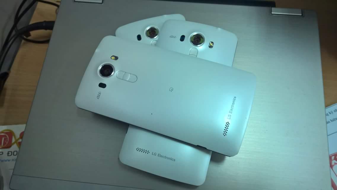 Cấu hình LG G4 Isai