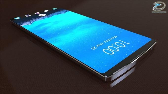 LG V30 ra mắt