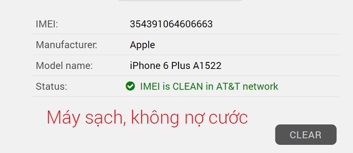 Cách Unlock iPhone Lock Mỹ AT&T: Bước 3