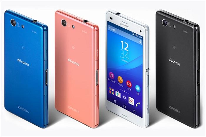Sony Xperia Z4 Compact Docomo d