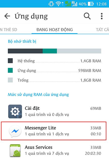 dung-luong-Messenger-Lite