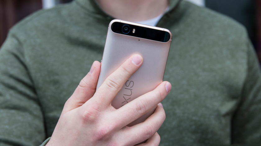 Trên tay Huawei Nexus 6P