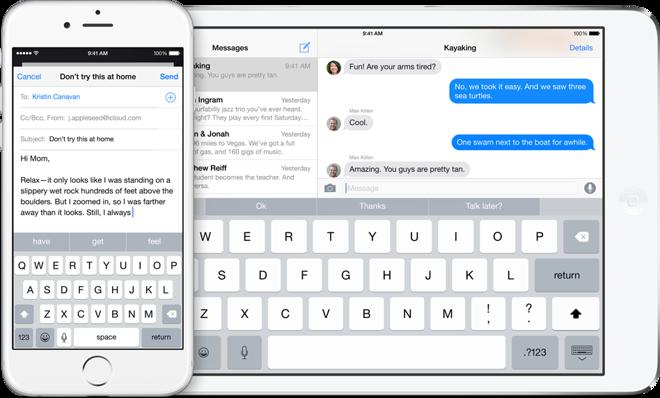 phóng to chữ tối đa trên thiết bị iPhone, iPad