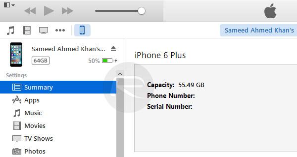 hạ cấp từ iOS 9.2 xuống iOS 9.1 3